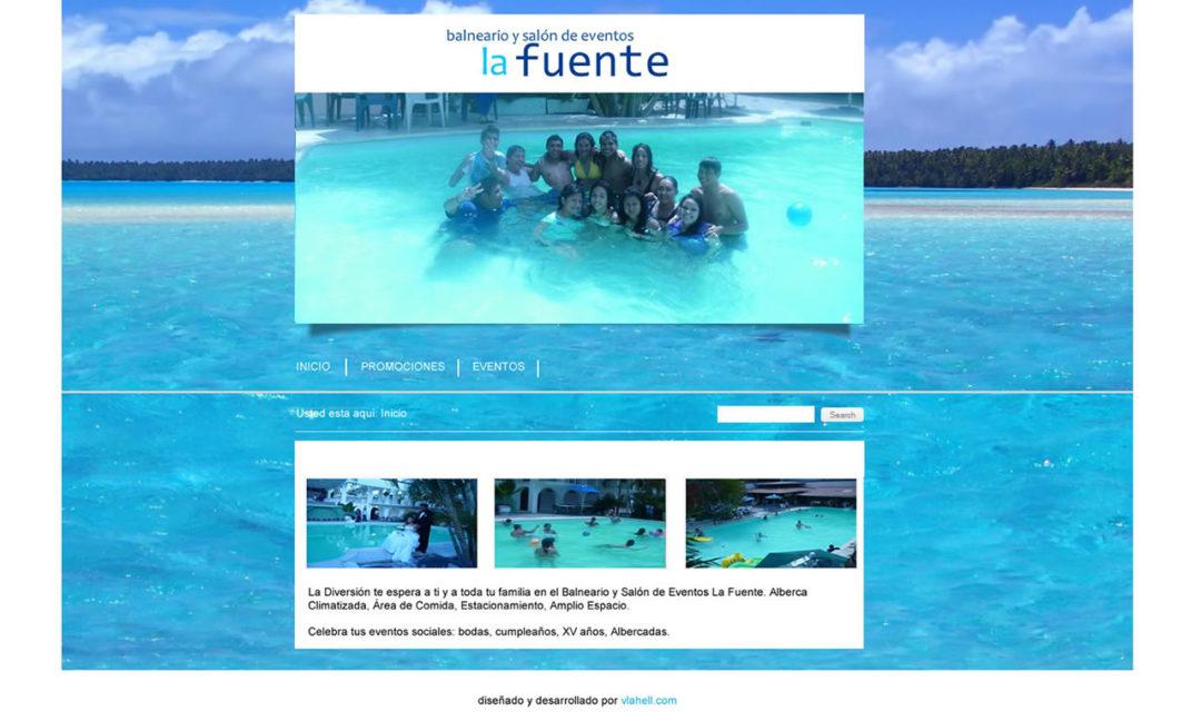 Balneario La Fuente