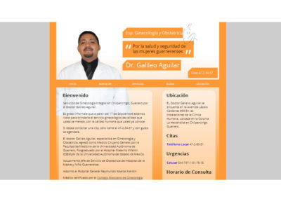 Doctor Galileo Gynecologist