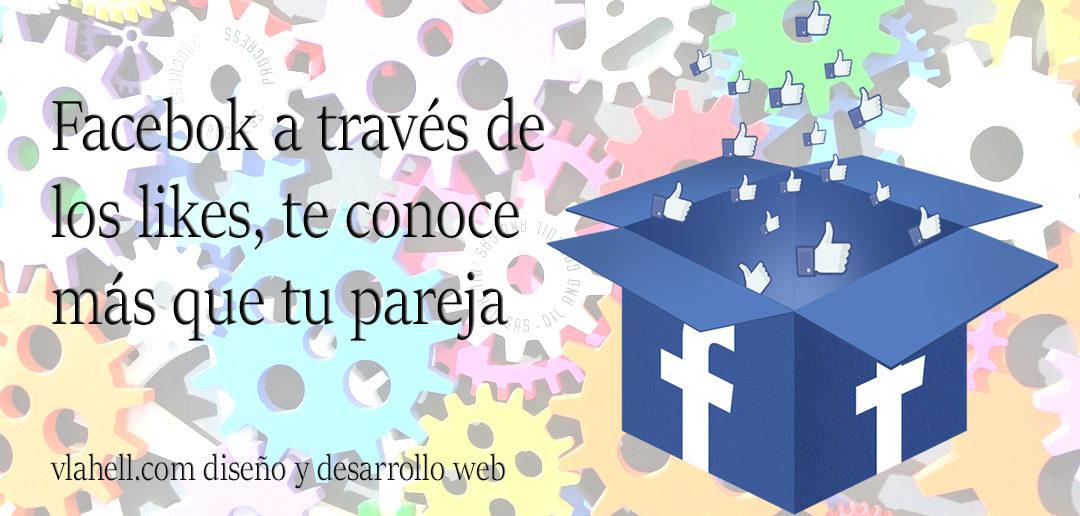 Likes de Facebook Analizan Personalidad y Ayudan a Clasificar a las Personas