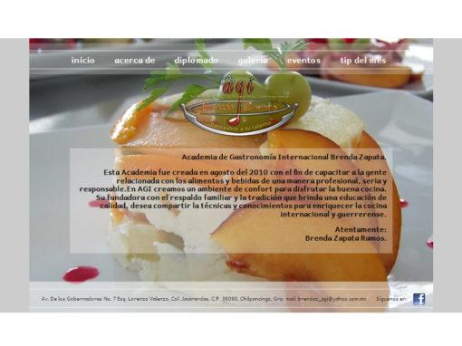 Academia de Gastronomía Internacional