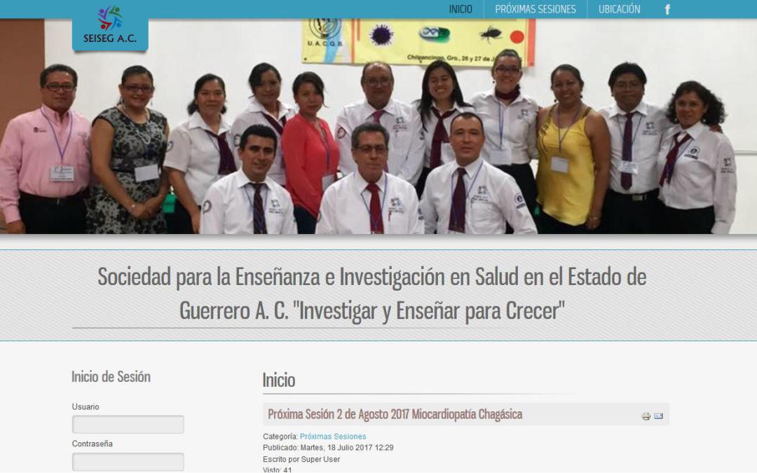 Sociedad Para la Enseñanza e Investigación en Salud en el Estado de Guerrero