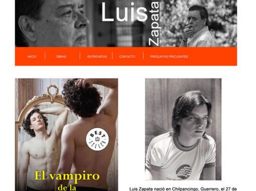 Luis Zapata Oficial