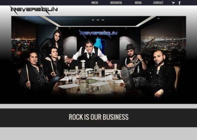 Grupo de Rock Reverbgun